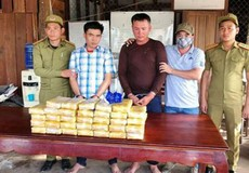 """Quảng Trị: Liên tiếp bắt giữ 2 vụ án vận chuyển ma túy """"khủng"""" ở vùng biên giới"""