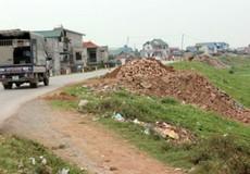 Kết quả xử lý giải tỏa vi phạm đê điều tại Hà Nội còn thấp