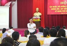 Tập huấn kỹ năng  phổ biến, giáo dục pháp luật cho thanh, thiếu niên