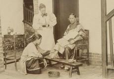 Bí mật hủ tục bó chân thời phong kiến Trung Quốc