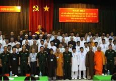 Bồi dưỡng kiến thức quốc phòng an ninh cho chức sắc tôn giáo