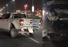 Tài xế xe bán tải bị đâm tử vong dù đã cảnh báo