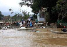 Hỗ trợ khẩn cấp các địa phương khắc phục hậu quả thiên tai