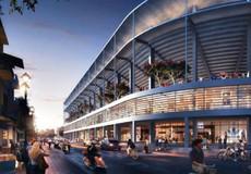 Đầu tư 6.309 tỷ đồng vốn xã hội hóa xây tổ hợp thể thao Hàng Đẫy