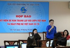 Việt Nam lần đầu tiên tổ chức hội nghị quốc tế dành cho các nhà khoa học nữ