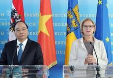 Thủ tướng Nguyễn Xuân Phúc kết thúc tốt đẹp chuyến thăm Áo