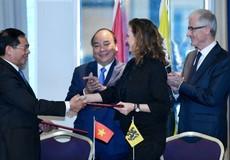 Thủ tướng: Việt Nam sẽ trở thành cầu nối hàng hóa EU tiếp cận ASEAN
