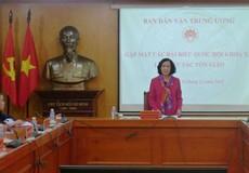 Các chức sắc tôn giáo góp phần giải quyết vướng mắc trong thực thi luật pháp