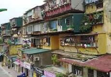 Đang nghiên cứu cơ chế phù hợp trong cải tạo chung cư cũ Hà Nội