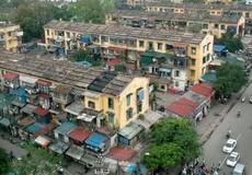 Cải tạo chung cư cũ tại Thủ đô: Cần cái 'bắt tay' giữa Hà Nội và Bộ Xây dựng
