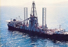 Chiến dịch tuyệt mật và đắt đỏ nhằm đánh cắp xác chiếc tàu ngầm xấu số dưới đáy Thái Bình Dương