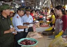 Ngăn chặn thực phẩm bẩn bằng thanh tra chuyên ngành