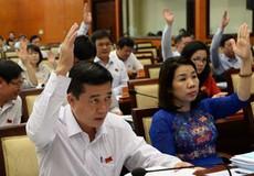 TP HCM lấy phiếu tín nhiệm 30 cán bộ chủ chốt