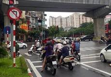 Giao thông lộn xộn vì… biển báo, đèn tín hiệu giao thông