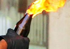 Bắt gã đàn ông chế bom xăng ném vào công ty trả thù cho vợ