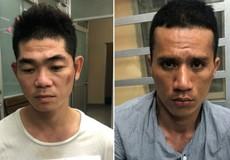 Bắt hai nghi phạm cướp dây chuyền vàng ở TP HCM