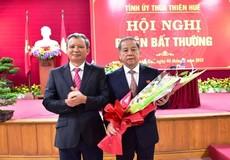 Ông Phan Ngọc Thọ thành tân Chủ tịch UBND tỉnh TT- Huế