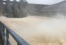 Hồ thủy điện Hương Điền điều tiết xã lũ