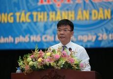 Bộ trưởng Lê Thành Long: Thi hành án dân sự TP HCM hoàn thành tốt nhiệm vụ được giao