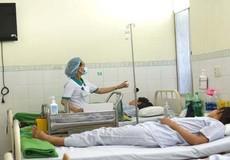 46 du khách Lào nhập viện cấp cứu do ngộ độc thực phẩm