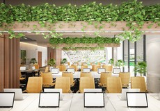 PGT Tower- Tòa văn phòng xanh đang tạo sức hút  tại Đà Nẵng