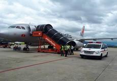 Máy bay từ Hà Nội đi Đà Lạt hạ cánh khẩn Đà Nẵng để cứu khách