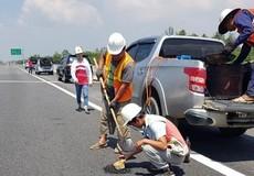 Bộ trưởng Bộ Giao thông Vận tải yêu cầu 'trảm' nhà thầu thi công ẩu trên cao tốc Đà Nẵng- Quảng Ngãi