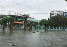 Ngày 10/12, học sinh- sinh viên toàn thành phố Đà Nẵng nghỉ học do mưa lũ