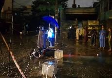 Điện lực  Đà Nẵng lên tiếng việc 2 người thương vong do vướng dây điện rơi xuống đường