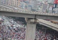 Đề xuất cấm xe máy vào Hà Nội: Không thể chống tắc giao thông từ 'ngọn'