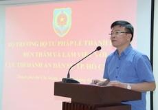 Bộ trưởng Lê Thành Long 'gỡ vướng' cho Thi hành án TP HCM