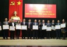 Đoàn Luật sư Hà Nội tổng kết công tác năm 2016
