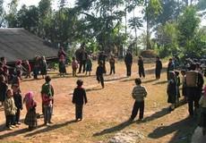 Gian nan đường đến trường của trẻ em Mù Cang Chải