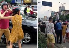 Xử lý nghiêm xe ôm hành hung du khách nước ngoài