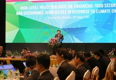 Việt Nam sẵn sàng phối hợp với APEC bảo đảm an ninh lương thực