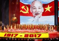 Kỷ niệm Cách mạng Tháng Mười Nga: Nhất định sẽ thực hiện thắng lợi đường lối đổi mới