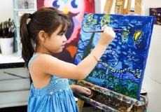 Những lợi ích không ngờ từ việc cho trẻ học vẽ