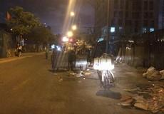Ô nhiễm môi trường, tai nạn giao thông vì rác thải chất đống