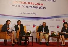 Rút ngắn khoảng cách về nhận thức và thúc đẩy hợp tác trên Biển Đông