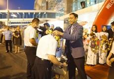 Vietnam Airlines thực hiện chuyến bay quốc tế đầu tiên  tới nhà ga mới Cam Ranh