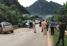 Xe cứu thương va chạm với taxi đi ngược chiều, một người tử vong