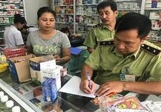 Phát hiện thuốc, thực phẩm chức năng và mỹ phẩm tại nhà thuốc Minh Châu 2 không rõ nguồn gốc