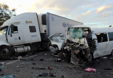 Đau lòng những đám cưới biến thành đại tang do tai nạn giao thông