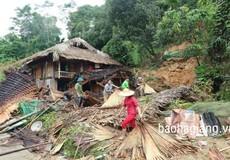 Lũ ống, sạt lở đất ở Hà Giang làm 1 người chết, 1 người mất tích