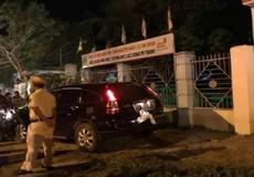 Thượng tá Công an lái xe gây tai nạn liên hoàn, 2 người phải nhập viện