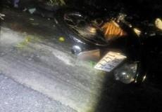Tông vào cây bên đường, hai công nhân thiệt mạng