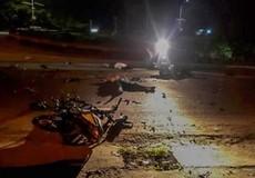 Tai nạn giao thông nghiêm trọng khiến 3 thanh niên tử vong  
