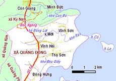 """Quảng Bình """"thúc"""" EVN """"tăng tốc"""" dự án động lực dưới chân đèo Ngang"""