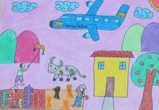 Vẽ để bay cùng Vietnam Airlines