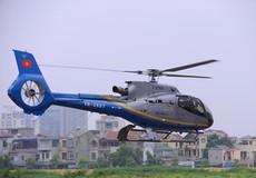 Công ty Vận tải Hàng không: Sân đỗ trực thăng thành.... bãi gửi ô tô trái phép?